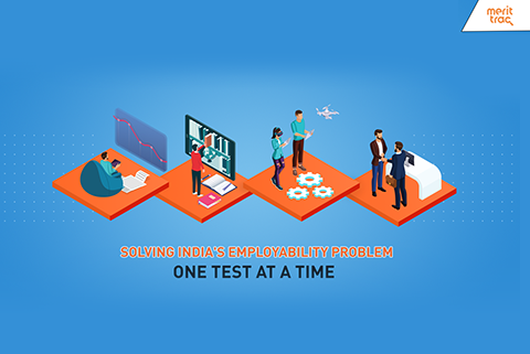 Solving India's Employability Problem One Test at a Time