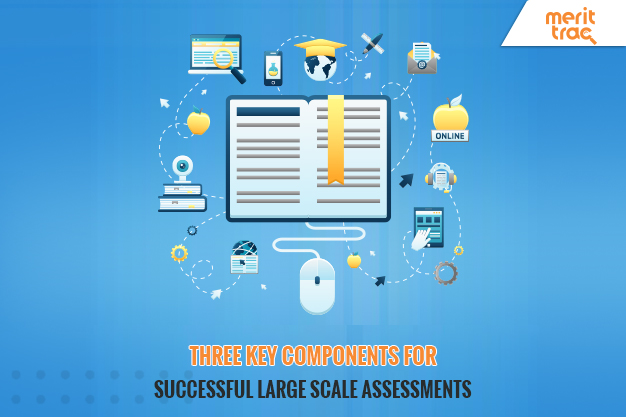 Three Key Components for Successful Large Scale Assessments