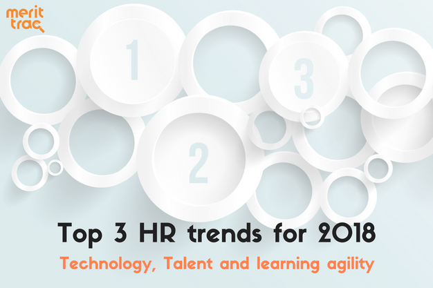 Top 3 HR Trends for 2018