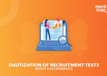 Digitization of Recruitment Tests Expedites E-Governance System