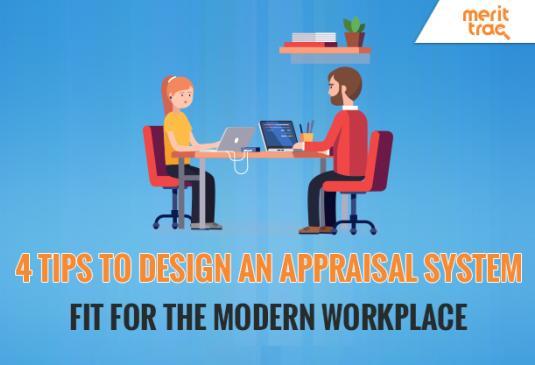 4 tips to design an appraisal