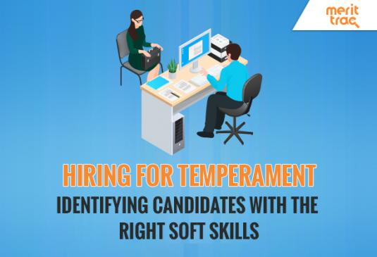 Hiring for Temperament: Identifying Candidates with the Right Soft Skills