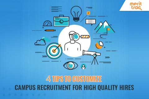 4 Tips to Customise Campus Recruitment for High Quality Hires